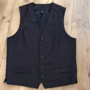 Men's Alfani Gray Vest - size M